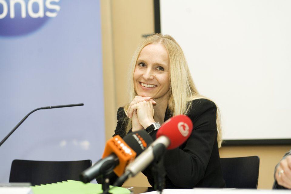 Geschäftsführerin: Dr. Eveline Steinberger