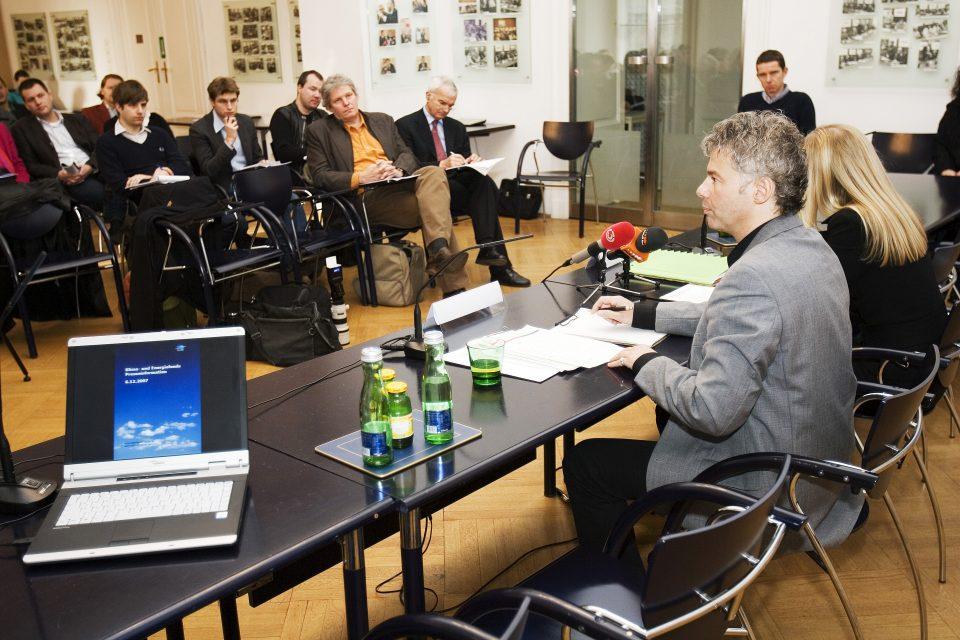 Antrittspressekonferenz Geschäftsführung Klima- und Energiefonds
