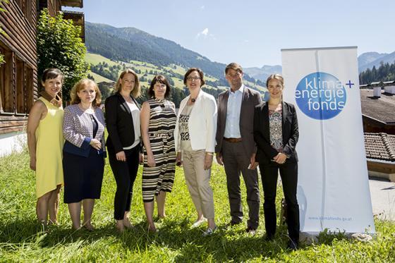 Forum Alpbach 2016, Technologiegespräche Gruppenfoto
