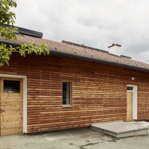 Bürogebäude Karl Stocker (©Klima- und Energiefonds/ Fotograf Thomas Topf)